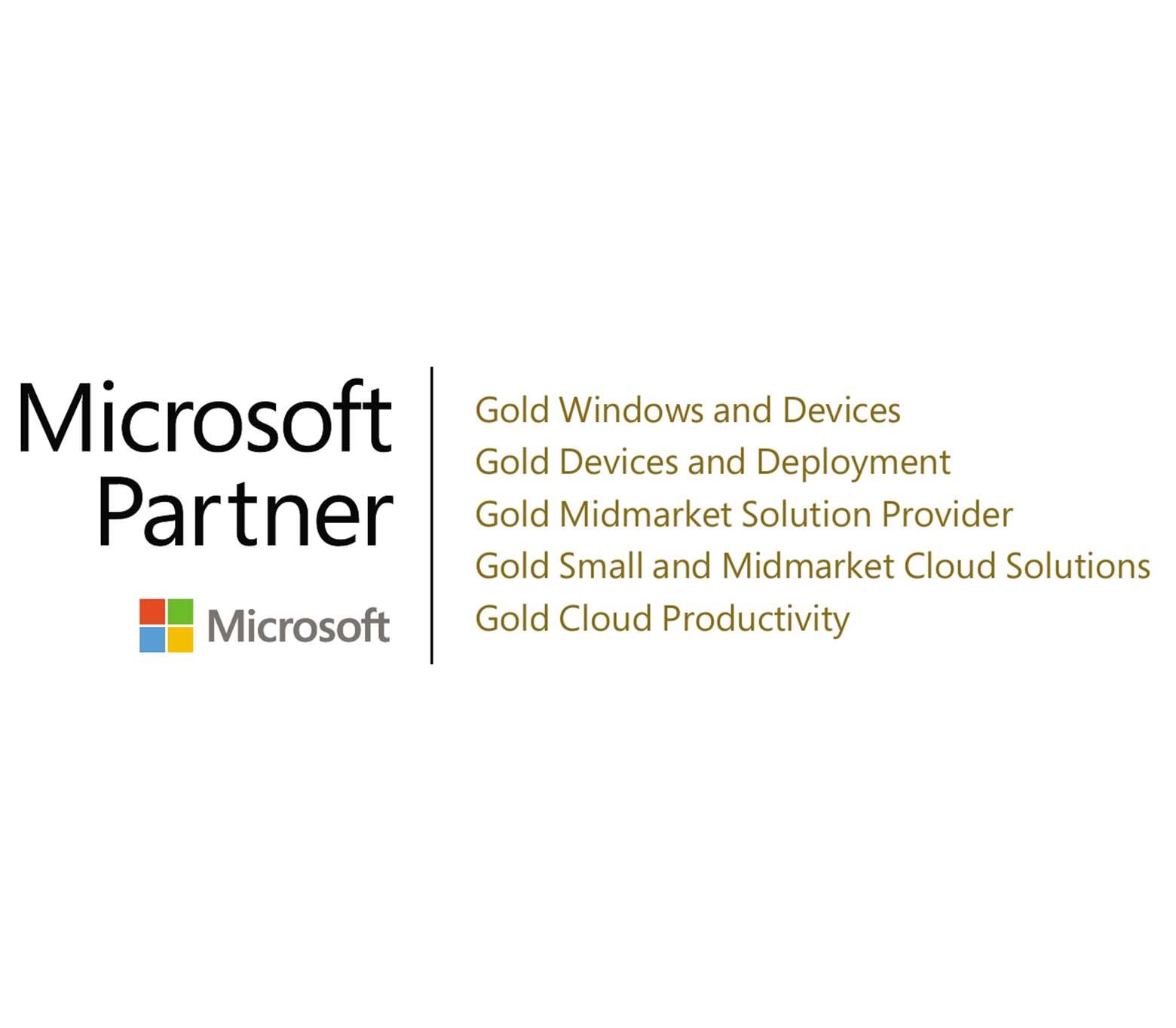 Nitec Earns Fifth Microsoft Gold Competency - Image