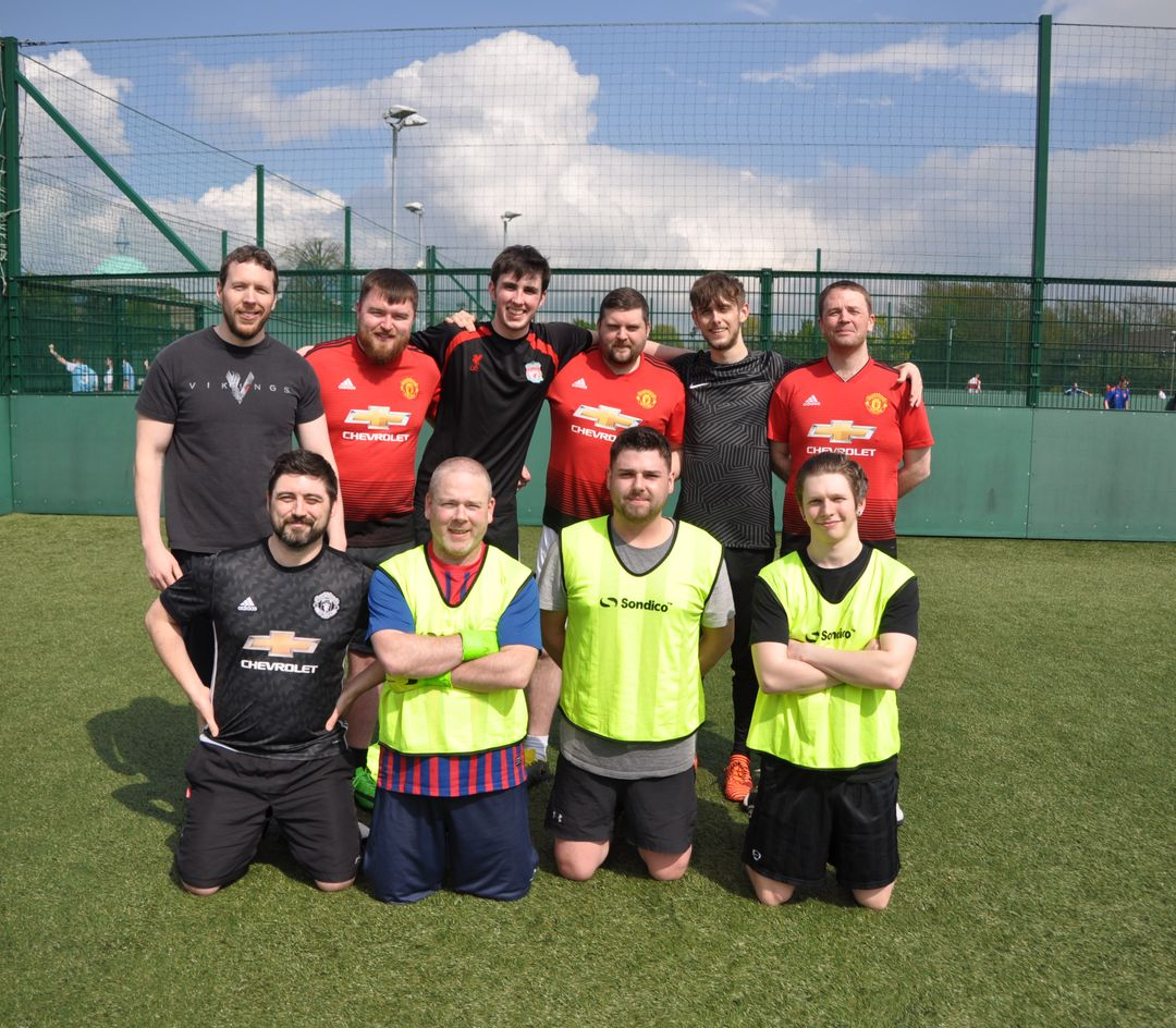 Team Nitec 'Kicks It for the Kids' at Charity Football Event - Featured Image