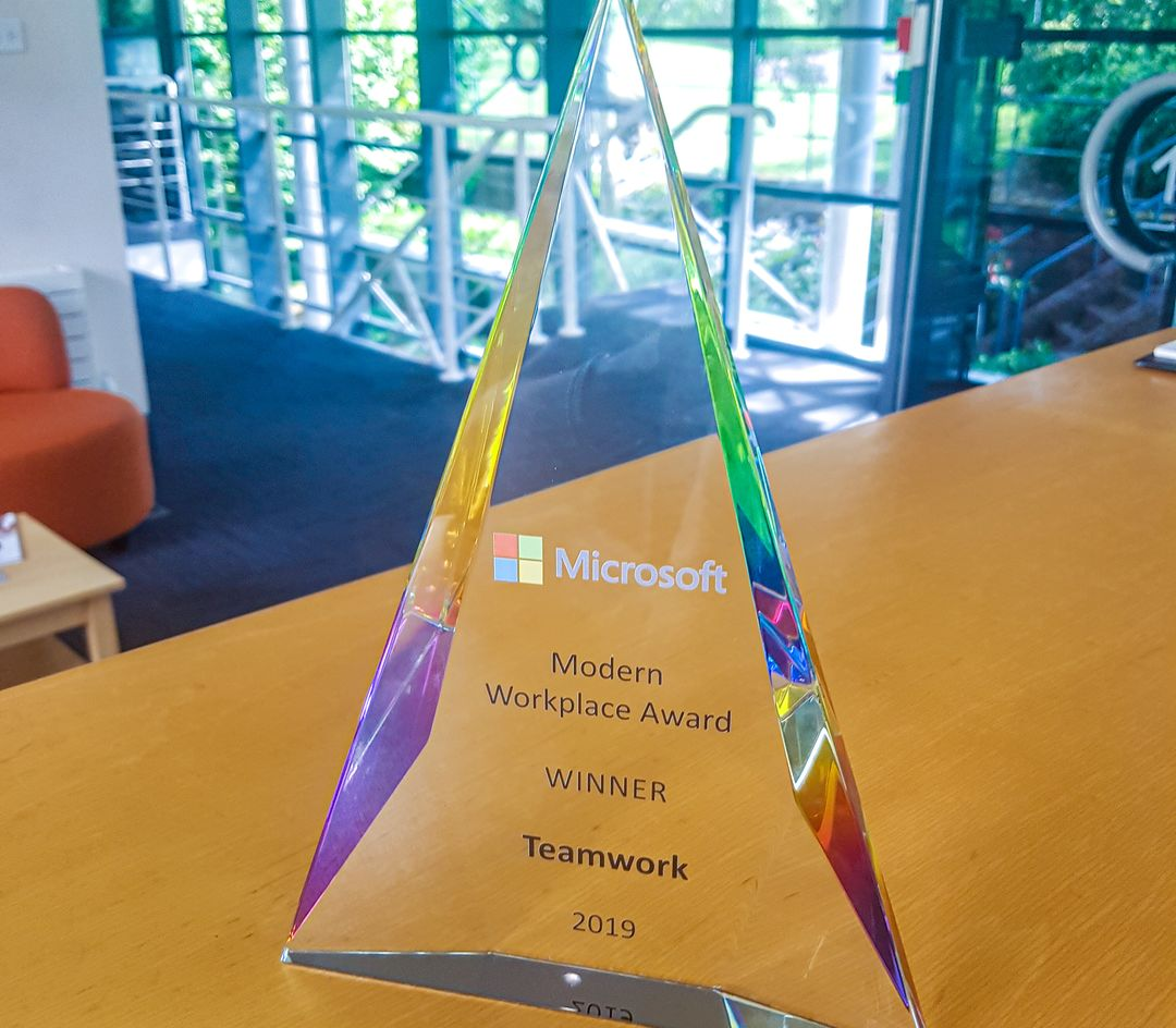 Nitec Goes for Gold at the Microsoft Partner of the Year Awards 2019 - Featured Image