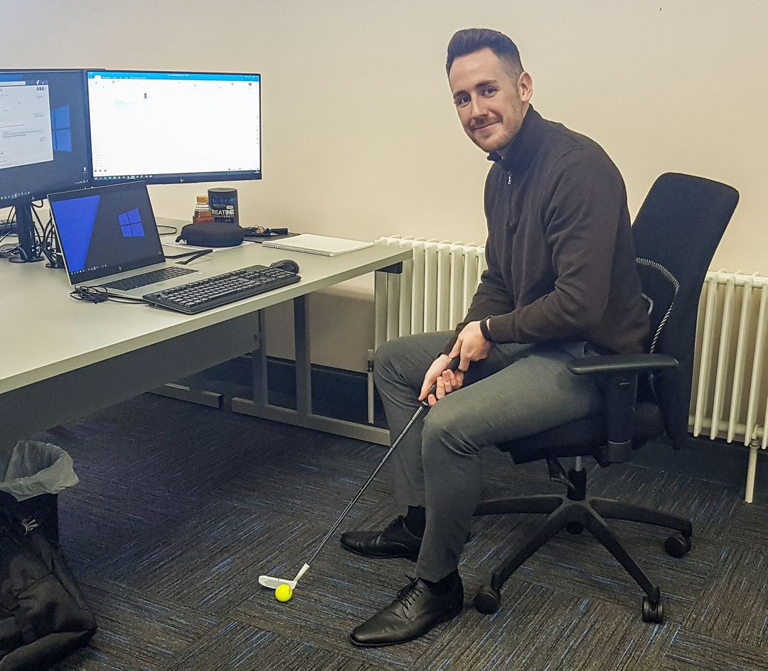 Nitec Dev Team: Meet Michael - Featured Image