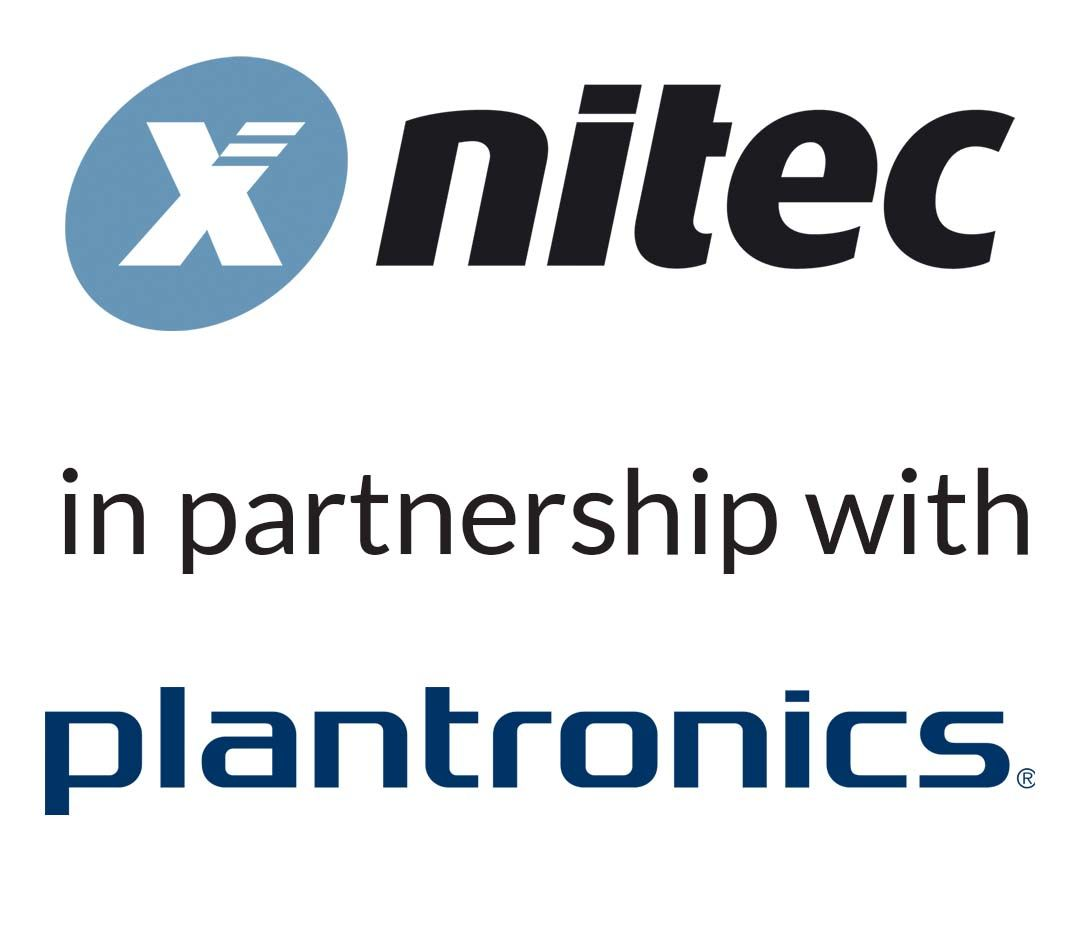 Nitec joins forces with Plantronics - Featured Image