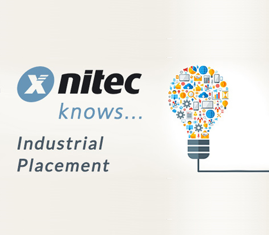 Nitec knows… Industrial Placement - Featured Image