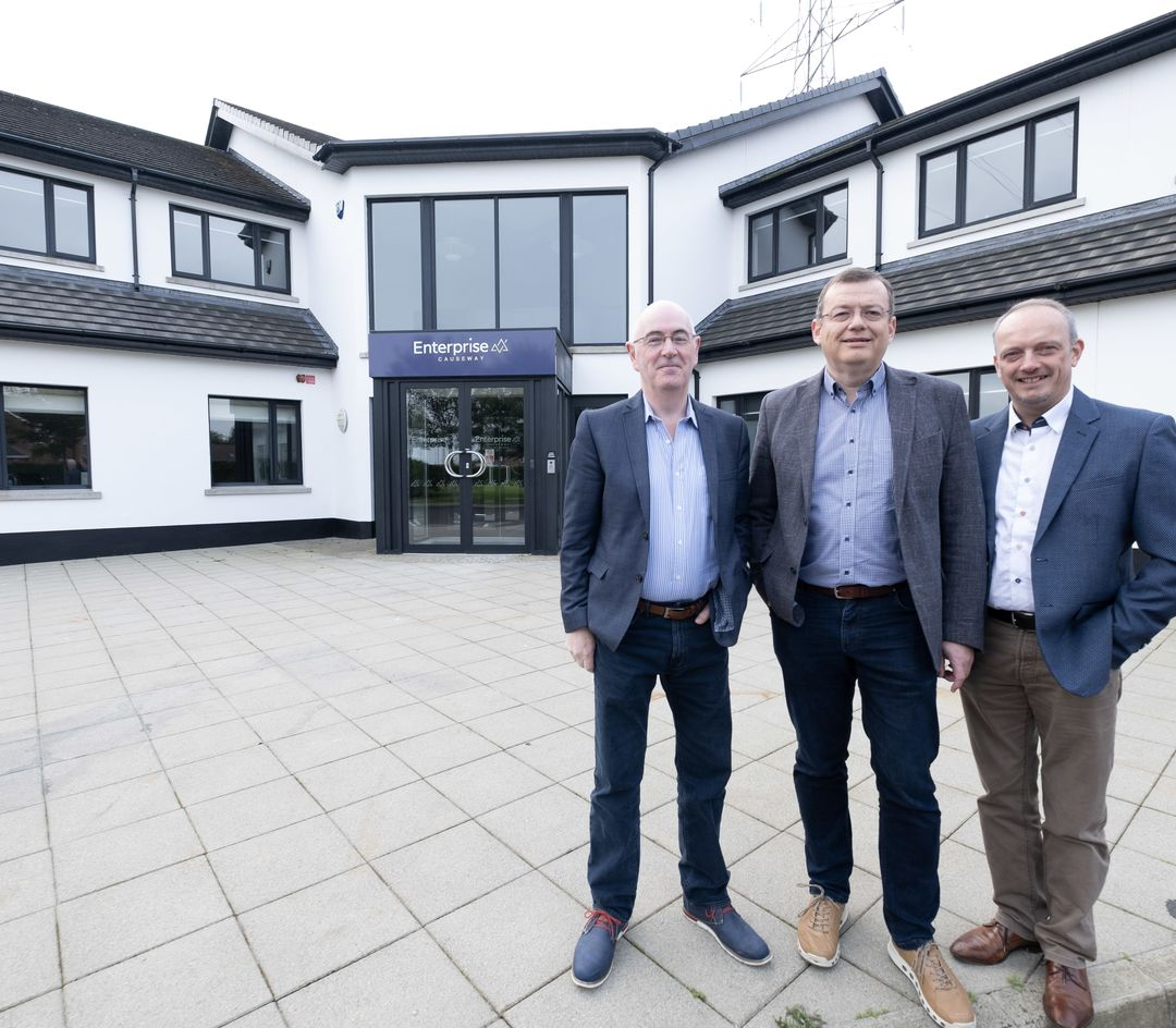 Nitec Celebrates Growth by Creating Jobs for New Office in Coleraine - Featured Image