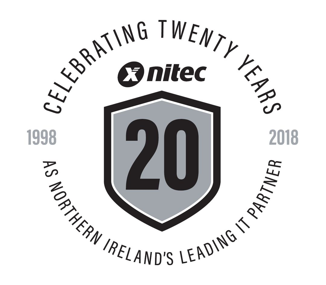 Nitec: Celebrating 20 Years as a Leading IT Partner for Northern Ireland SMBs - Featured Image